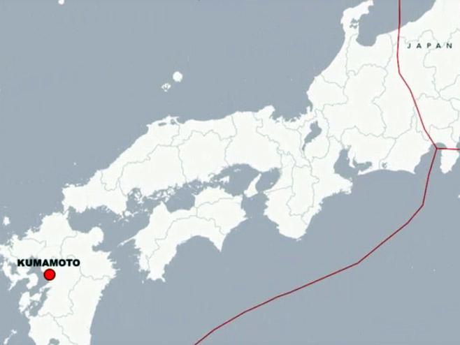 Zemljotres u Japanu - Foto: Screenshot/YouTube