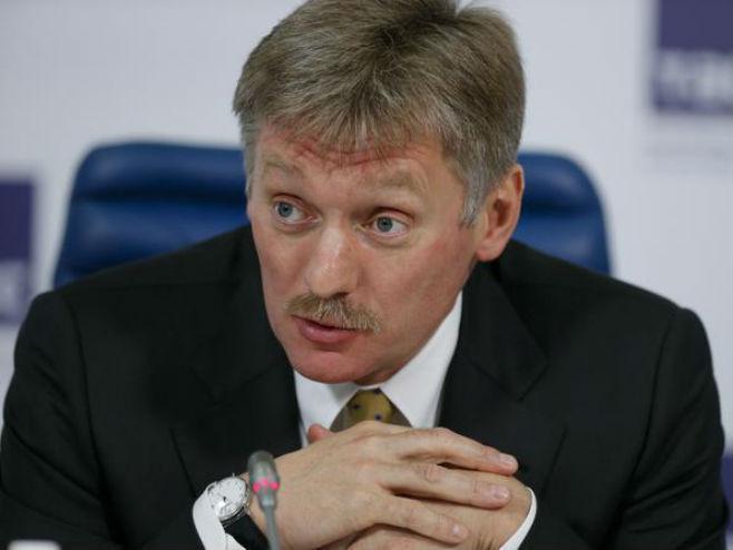 Dmitrij Peskov - Foto: Beta/AP