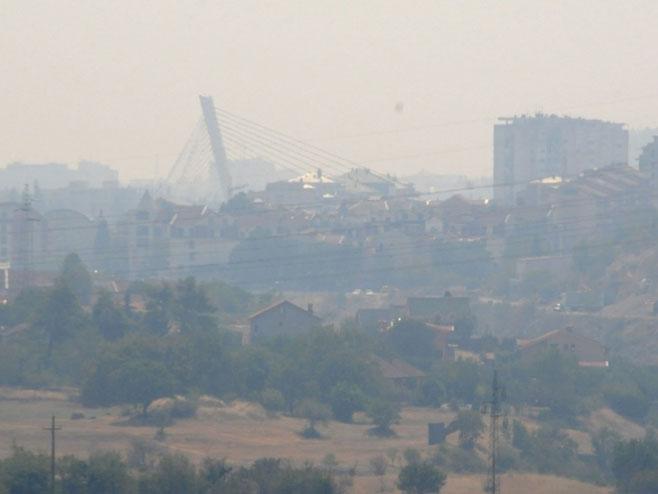 Zagađenost vazduha - Foto: vijesti.me
