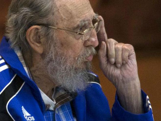 Fidel Kastro - Foto: TANЈUG