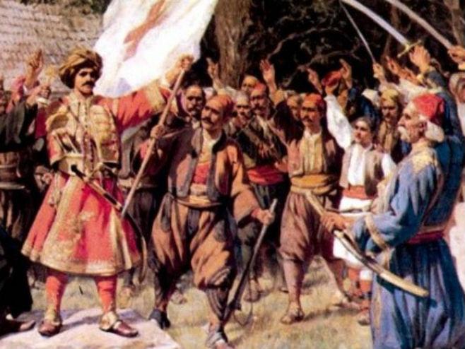 Miloš Obrenović, Drugi srpski ustanak (foto: Srpski kod) -