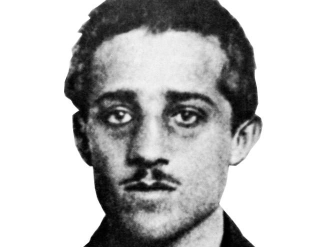 Gavrilo Princip - Foto: RTRS