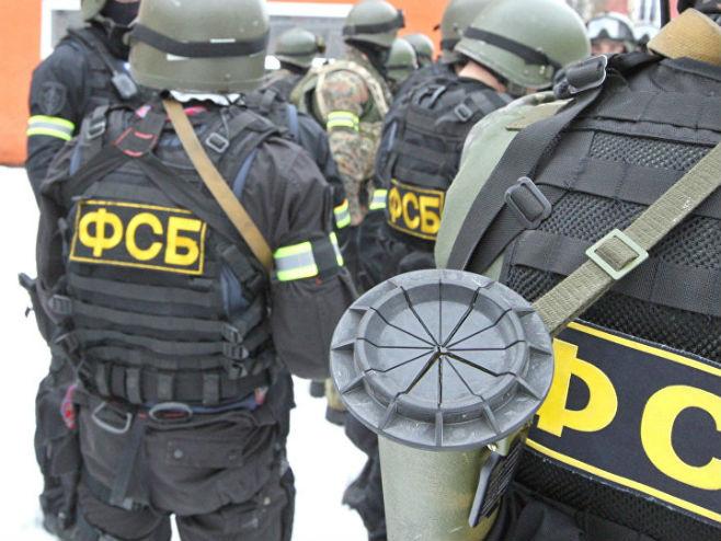 Pripadnici FSB (foto: © Sputnik/ Igor Zarembo) -