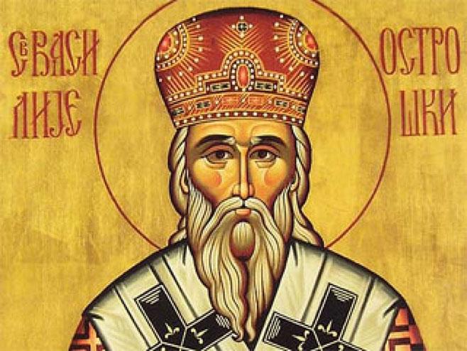 Sveti Vasilije Ostroški (foto:glaszapadnesrbije.rs) -