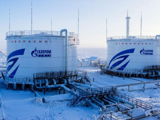 """Vrata Arktika"" na naftom polju Јamal (Foto: media.nakanune.ru) -"