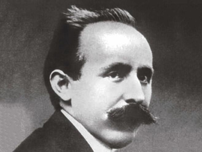 Petar Kočić - Foto: Screenshot