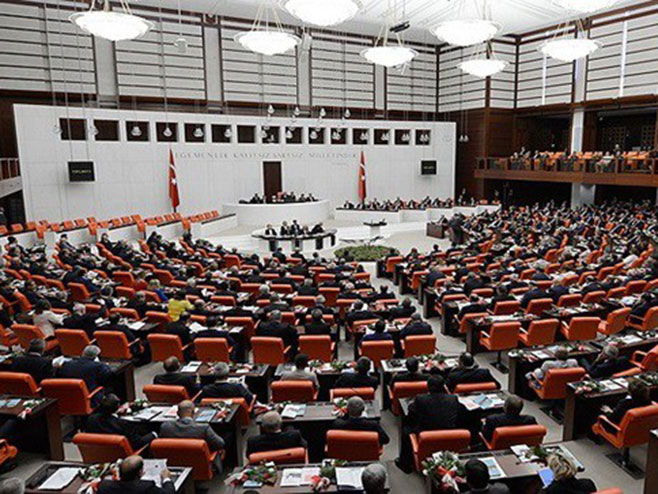 Turski parlament (foto:.cdm.me) -