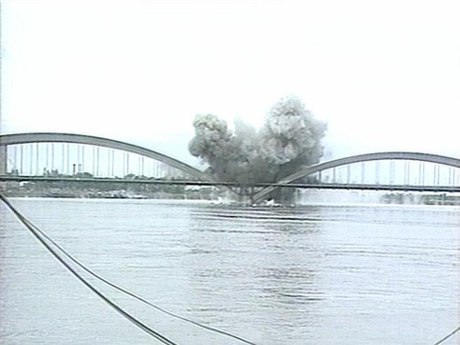 Godišnjica NATO bombardovanja - Foto: RTRS