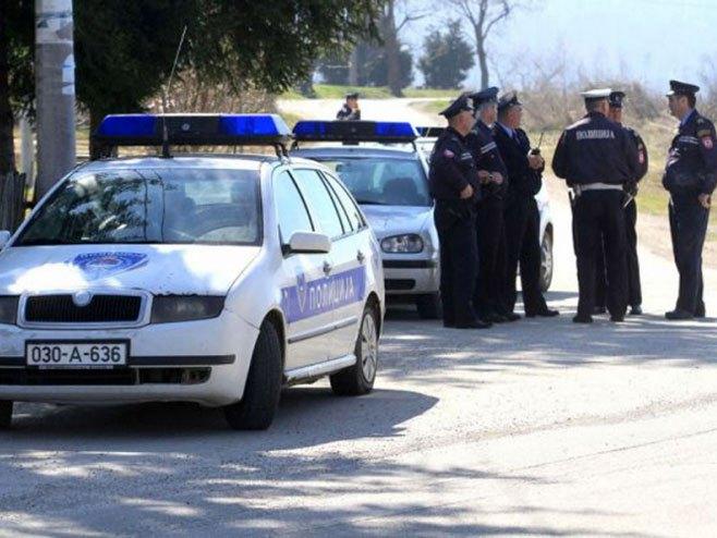 Policija Republike Srpske (Foto:nezavisne.com) -
