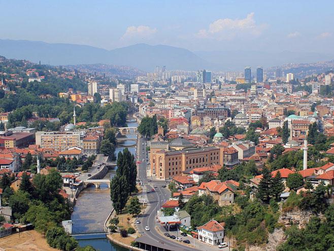 Sarajevo (Foto: Julian Nitzsche/Wikimedia) -