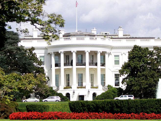 Bijela kuća u Vašingtonu -