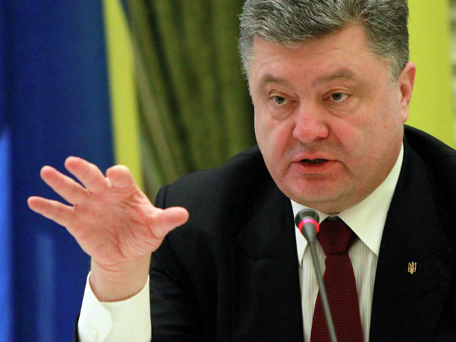 Petro Porošenko - Foto: AP