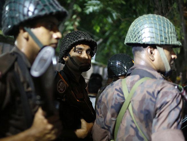 Vojska u Bangladešu - Foto: AP
