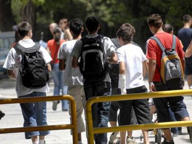 Srednjoškolci - Foto: arhiv