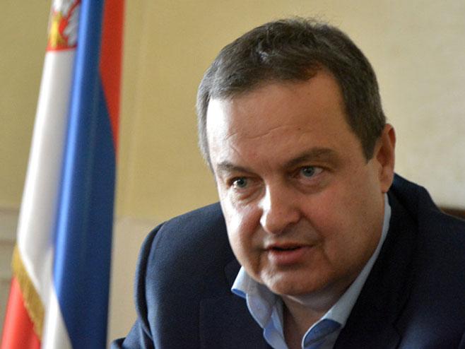 Ivica Dačić        (Foto:Sputnik/ Radoje Pantović) -