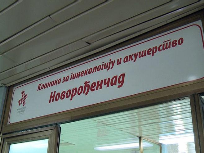 Klinika za ginekologiju i akušerstvo - Novorođenčad - Foto: RTRS