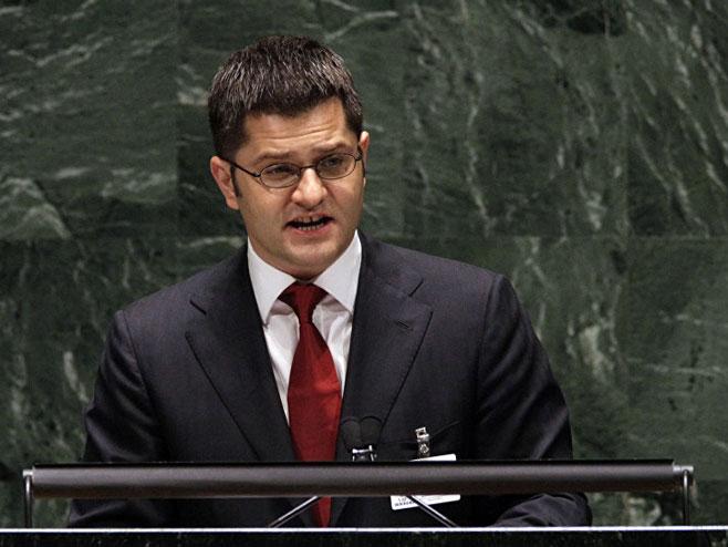 Јeremić treći u glasanju za generalnog sekretara