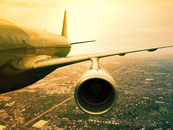 Avion - ilustracija (Foto: 123rf) -