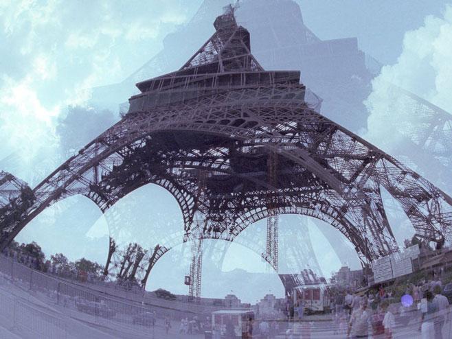 Pariz - Ajfelov toranj (Foto: Sputnik/Valeriй Šustov) -