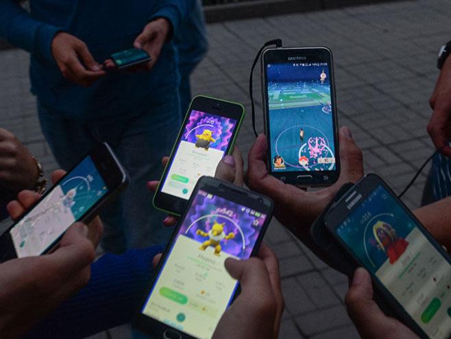 Pokemon Go (Foto: Sputnik/Alexandr Kryazhev) -