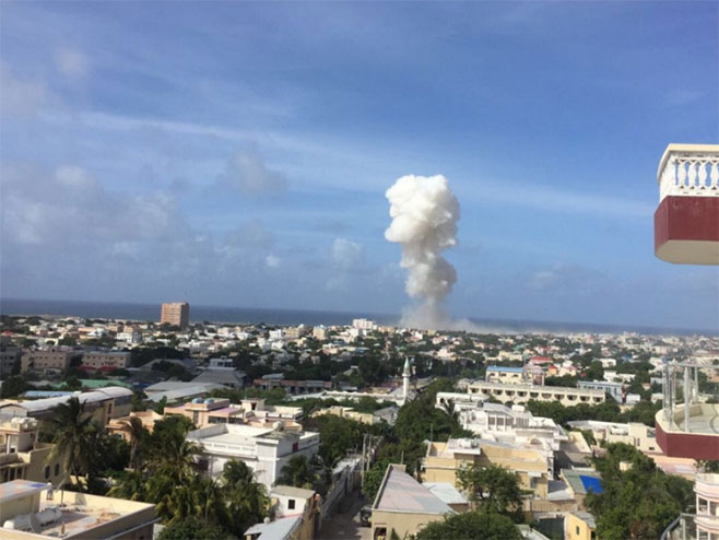 Vazdušni napad SAD u Somaliji, ubijeno 100