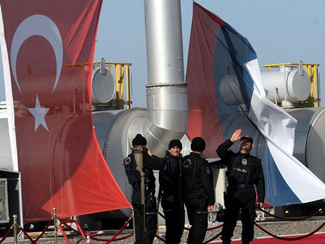 Turski tok - Foto: AP