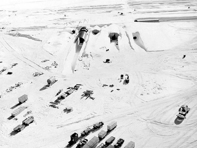 Tajna baza SAD na Grenlandu - Foto: Wikipedia