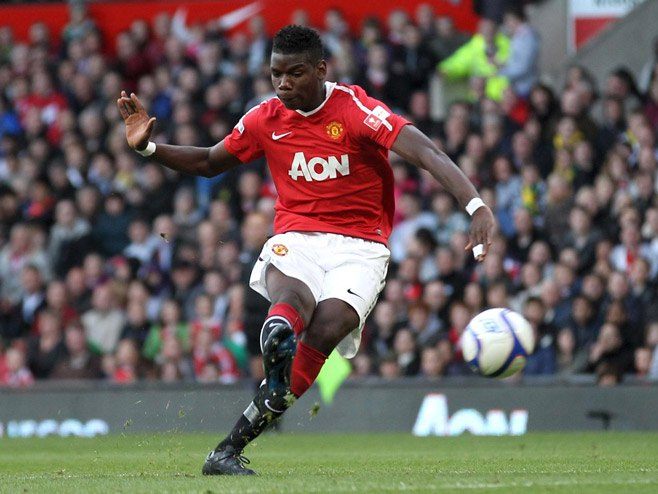 Pol Pogba (Foto: thesun.ie) -