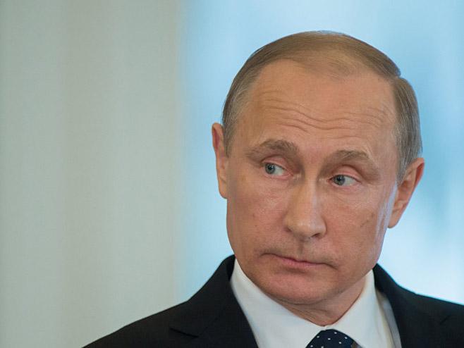 Vladimir Putin (Foto: Sputnik/Sergey Guneev) -