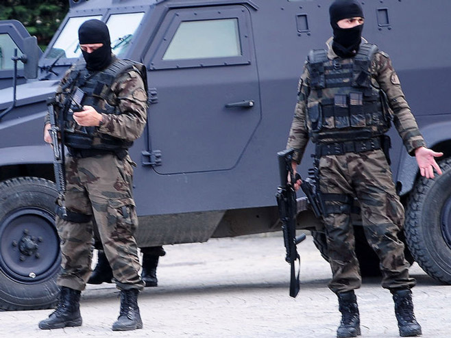 Turski specijalci - Foto: AFP