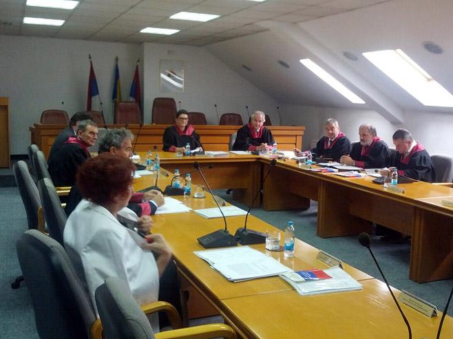 Ustavni sud Srpske - Foto: RTRS