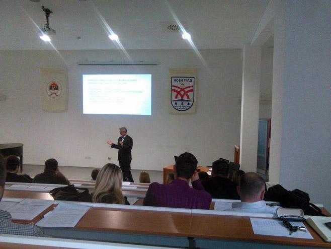 Novi Grad - Prvi sastanak partnerstva za razvoj opštine - Foto: SRNA