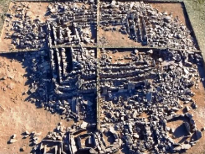 Najstarija piramida otkrivena u Kazahstanu (Foto: Yotube/ShantiUniverse) -