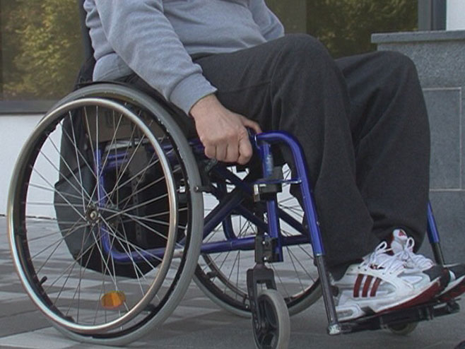 Lice sa invaliditetom - Foto: RTRS