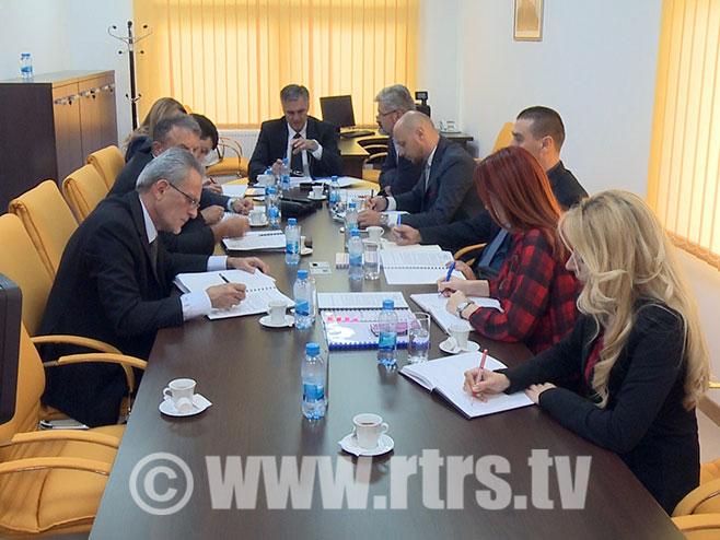 Druga sjednica Republičke komisije za sprovođenje referenduma o Danu Republike - Foto: RTRS