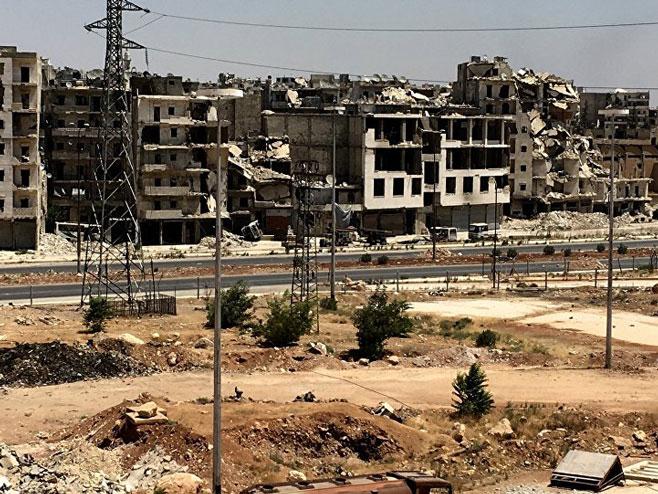 Alep, Sirija (Foto: Sputnik/Michael Alaeddin) -