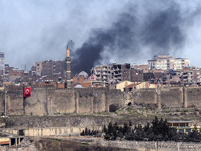 Tursko-kurdski sukob - Foto: AFP