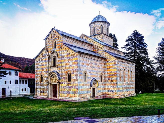 Manastir Visoki Dečani (Foto: Flickr/Babak Fakhamzadeh) -