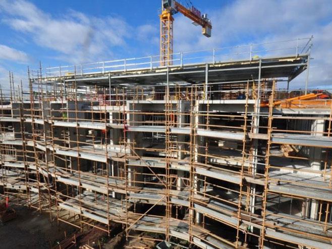 Bugari grade najveću zgradu na Balkanu (Foto:nezavisne.com) -