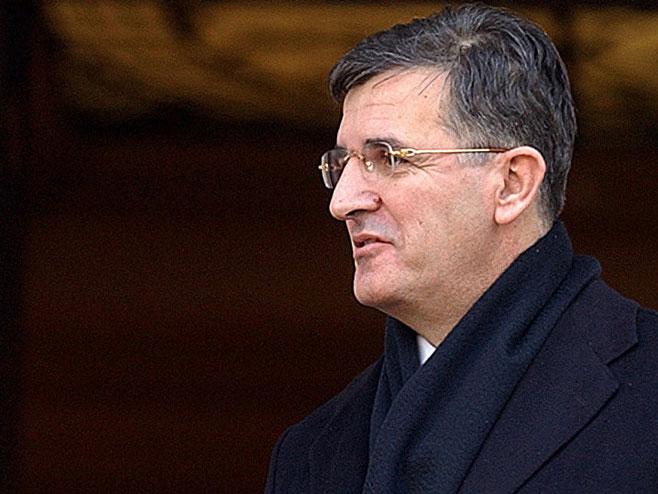 Svetozar Marović - Foto: AFP