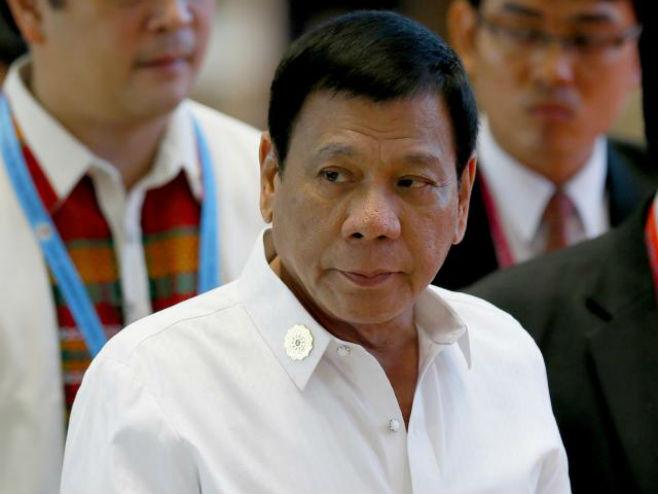 Rodrigo Duterte - Foto: TANЈUG