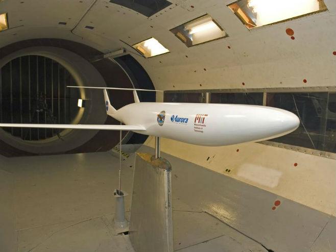 NASA-Avion sa dvostrukim trupom (Foto: NASA/MIT) -