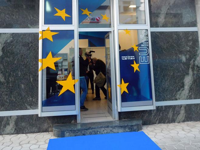Banjaluka - otvoren EU info-centar - Foto: SRNA