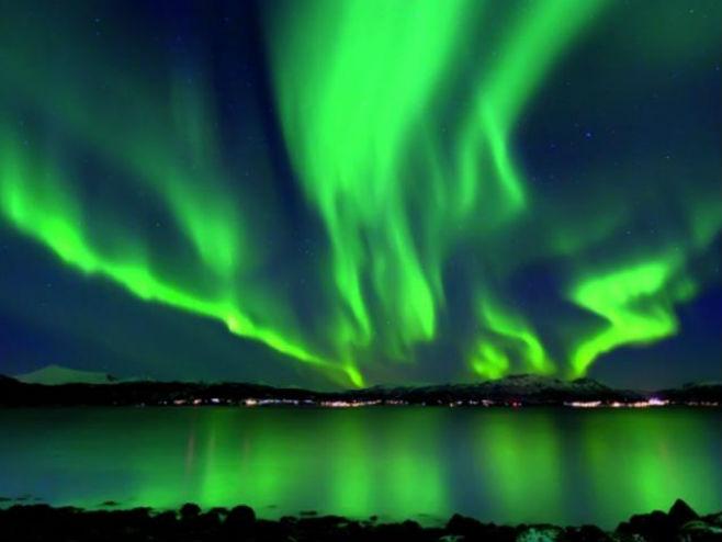 Polarna svjetlost - Aurora borealis (Foto: aol.com) -