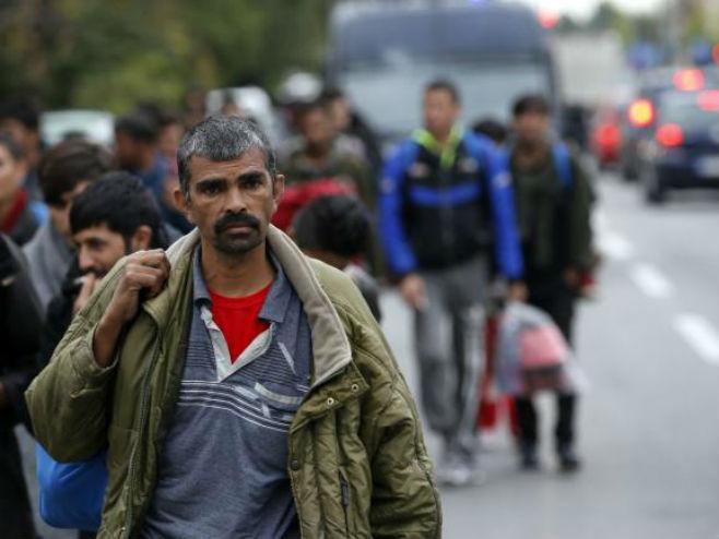 Migranti - Foto: TANЈUG