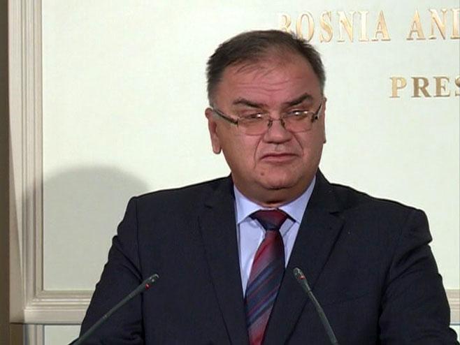 Mladen Ivanić - Foto: RTRS