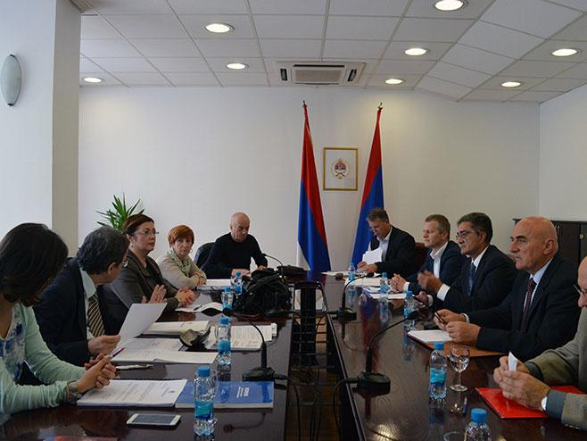 Tim Narodne Skupštine Republike Srpske - Foto: SRNA