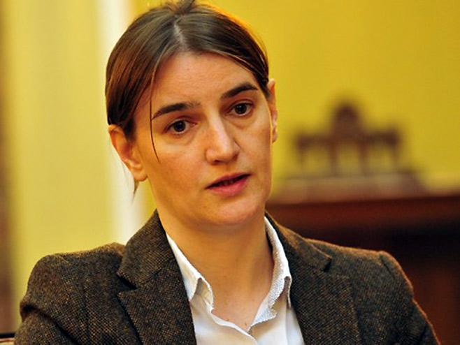 Ana Brnabić - Foto: TANЈUG