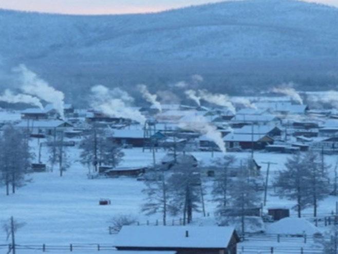 Ojmjakon najhladnije mjesto na svijetu(foto:static.rtv.rs) -