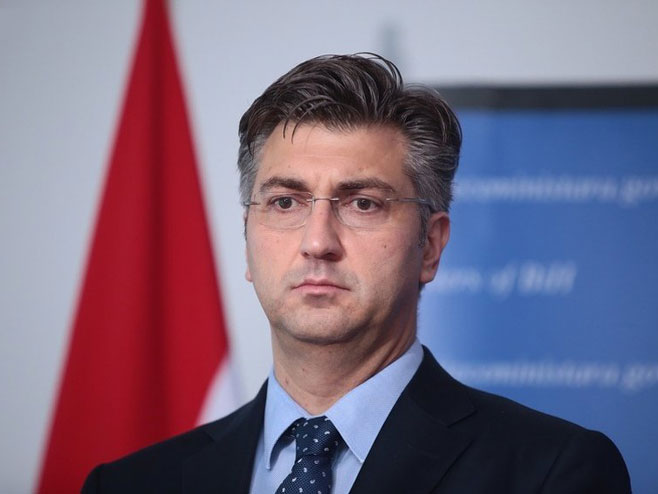 Andrej Plenković - Foto: klix.ba